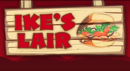 Ike's Lair logo
