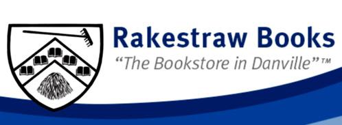 rakestraw bookstore logo