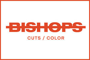 bishops cuts and color logo